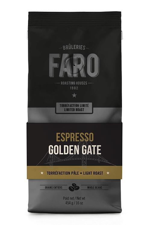 Espresso Golden gate