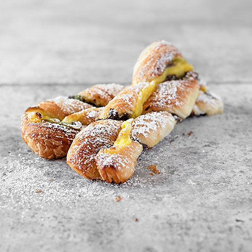 6 torsades aux pistaches