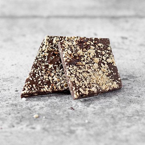 Tuile de chocolat érable (100gr)