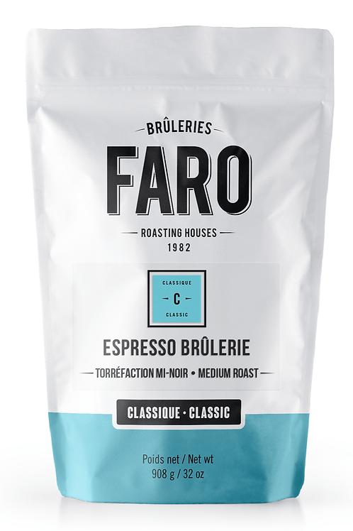 Espresso brûlerie