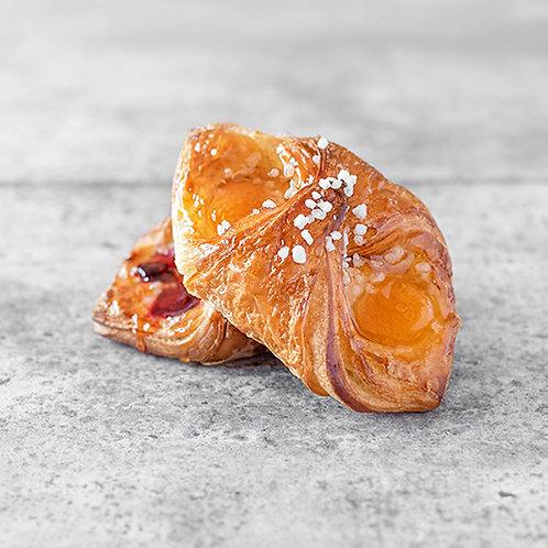 6 danoises aux abricots