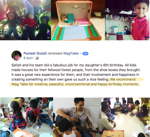 Review by happy parent