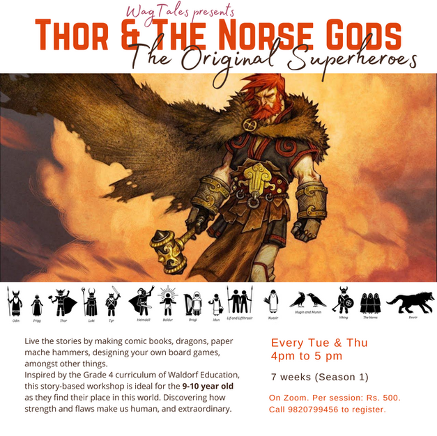Thor & Other Norse Gods