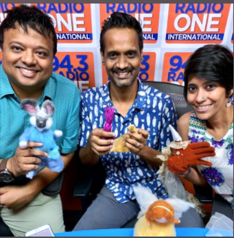 WagTales 'On Air' with Hrishi K