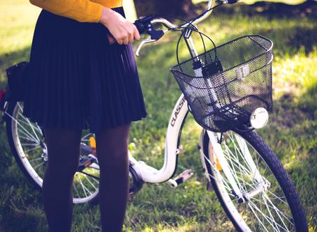 Ensemble des équipements réglementaire du vélo