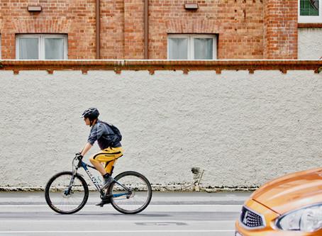 Sécurité à vélo en ville