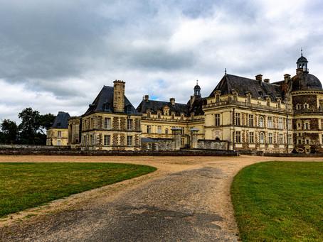 Château de Serrant aux portes d'Angers