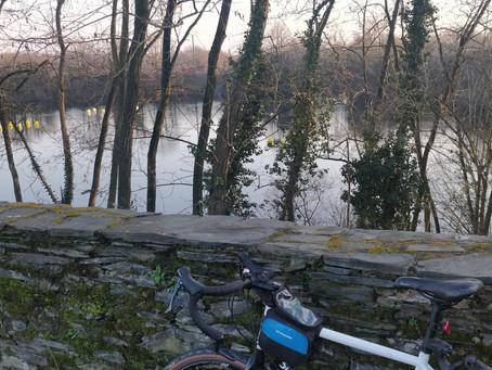 Trélazé, beau terrain de jeu pour le gravel bike