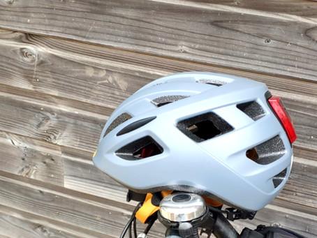 Avis et test du casque vélo urbain Kali Protectives Central