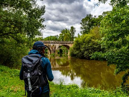 Balade autour du Pont Barré en Anjou