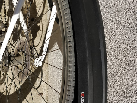 Test du garde-boue Zefal pour vélo gravel, VTT