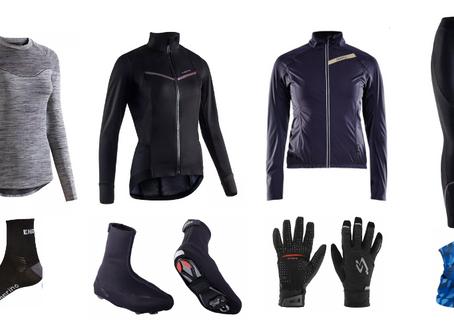 Quelle tenue pour rouler à vélo en hiver ?