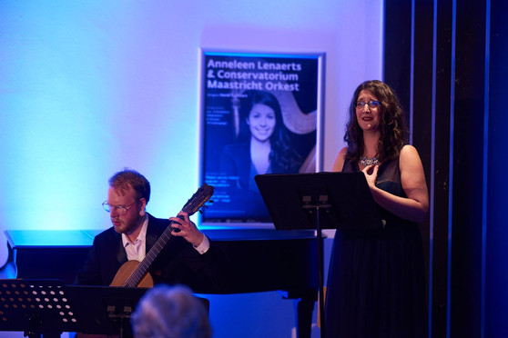 Performing in the Night of Classical Music - Maastricht - January 2019