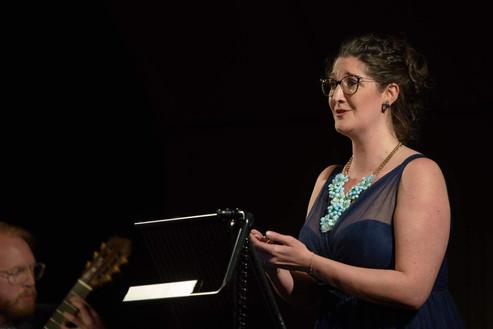 Performing in Backstage Klassiek - Heerlen - April 2019