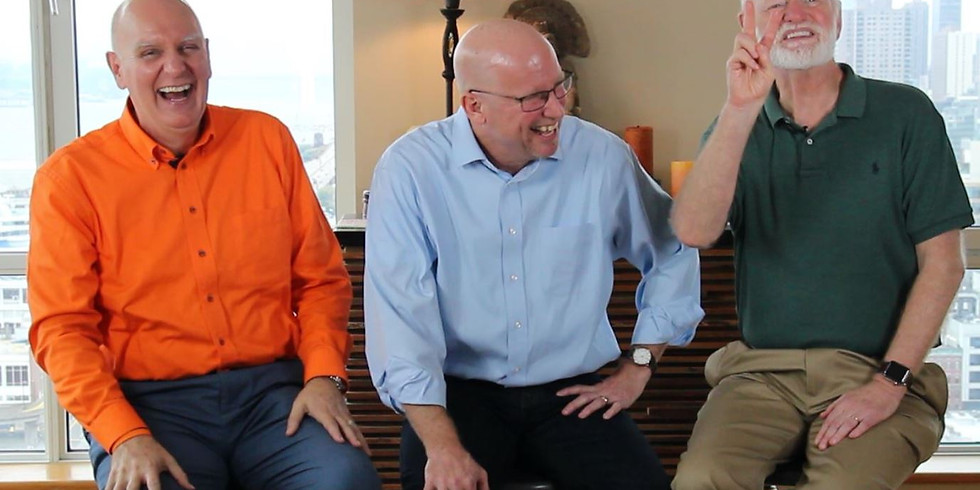 Leading With Gratitude - Special Webinar with Chester Elton and Andy Taylor!