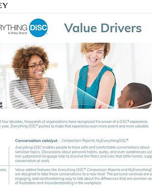 ED - Value Drivers Photo.JPG