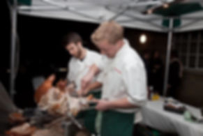 Chipping Norton Catering | Pig, Lamb and Beef Spit Roasts
