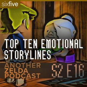 """""""Top Ten Emotional Storylines"""""""