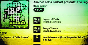 Zelda Music - Apple Playlist