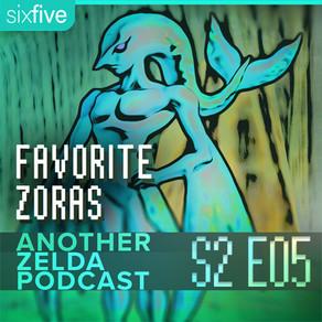 """""""Favorite Zoras"""""""