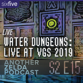 """""""Water Dungeons LIVE at the Video Game Summit 2019"""""""
