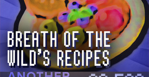 """Breath of the Wild's Recipes"""