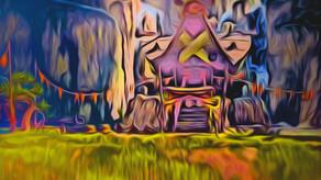 """""""Kakariko Village"""""""