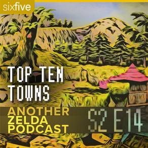 """""""Top Ten Towns"""""""