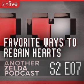 """Favorite Ways to Regain Hearts"""