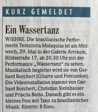 Freiburger Wochenbericht