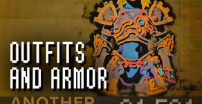 """Outfits and Armor"""