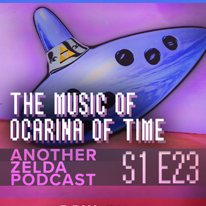 """""""The Music of Ocarina of Time"""""""