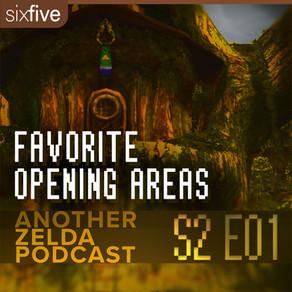 """Favorite Opening Areas"""