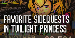 """Favorite Side-quests in Twilight Princess"""