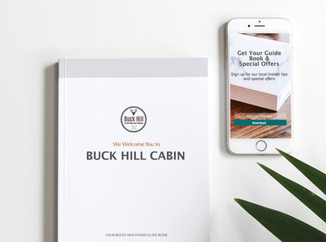 BUCK HILL CABIN- Welcome Guide Book