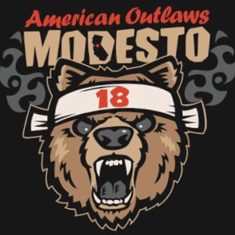 AO Modesto Black Bear Shirt