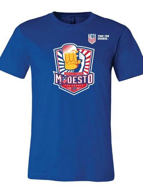 AO Modesto T4C Blue Shirt