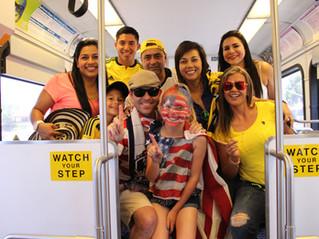 My Copa America Centenario 2016 Experience
