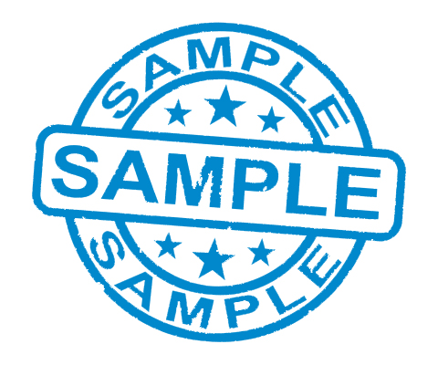 Sample Documents & Signs