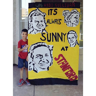 It's Always Sunny at Stanford