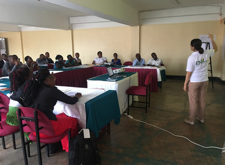 A Look at Our Capacity Building Bootcamp in Sunny Jinja