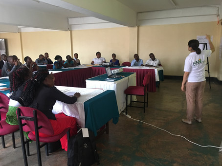 A Look at Our Capacity Building Bootcamps