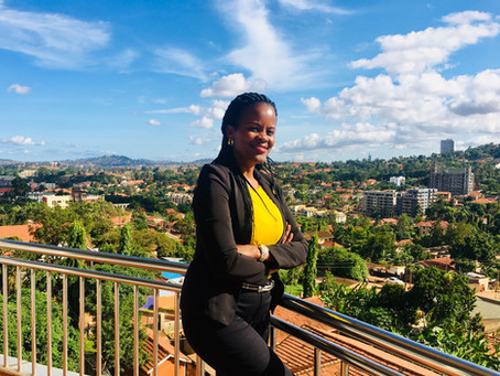 Q&A with ENVenture's Acting Executive Director: Penny Mbabazi Atuhaire