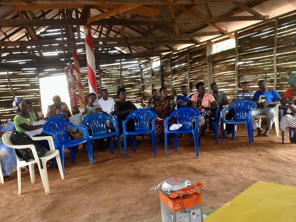 ENVenture and New Energy Nexus Uganda Training Workshop Bootcamp