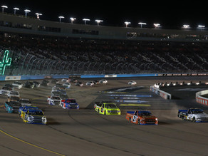 Race Results: NASCAR Gander RV & Outdoors Truck Series at Phoenix