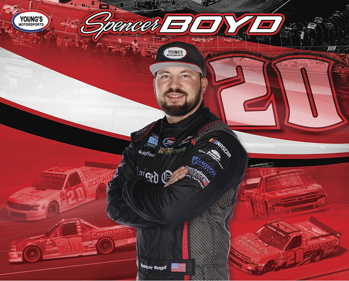 Spencer Boyd Hero Cards