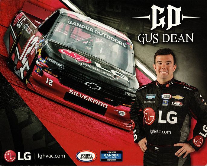 Gus Dean Hero Card