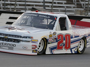 YOUNG'S MOTORSPORTS TALLIES A PAIR OF TOP-15 FINISHES IN TEXAS