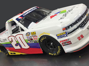 Max Tullman set for Truck Series debut at Chicagoland with Young's Motorsports