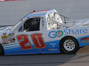 YOUNG'S MOTORSPORTS LEAVES IOWA WITH A PAIR OF TOP-15 FINISHES